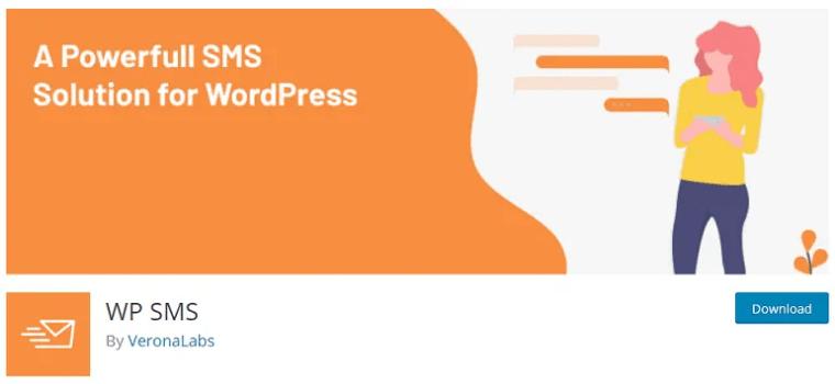 wp sms plugin wordpress